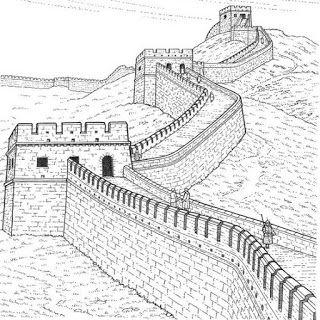 Escuela Infantil Castillo De Blanca La Gran Muralla China