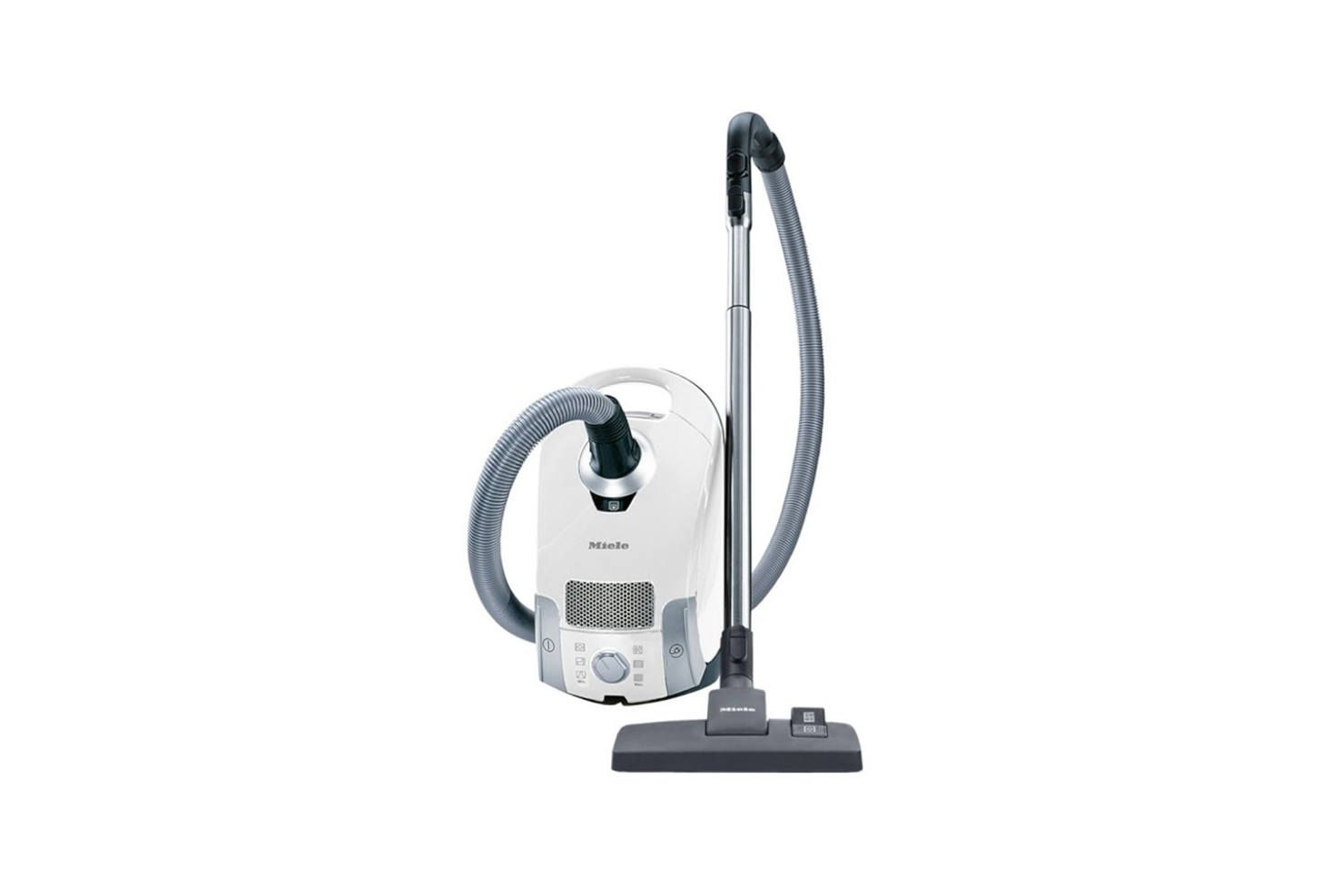 The Miele Compact C1 Pure Suction Vacuum Is Designed For Cleaning Both Hardwood Floors And Carpeted Surfaces Inc Best Canister Vacuum Canister Vacuums Vacuums