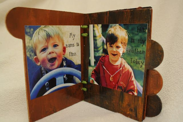 making own photo book