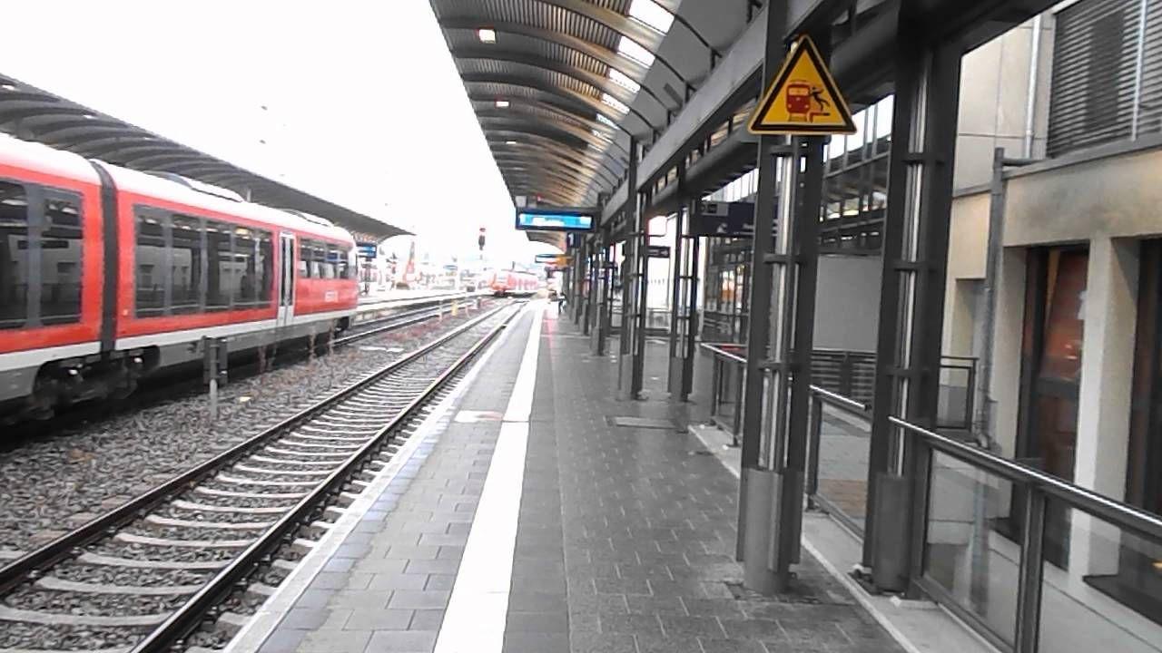 RB74 nach #Saarbruecken Hbf mit Zug #Merzig  #Saarland  #Merzig #Saarland http://saar.city/?p=31987