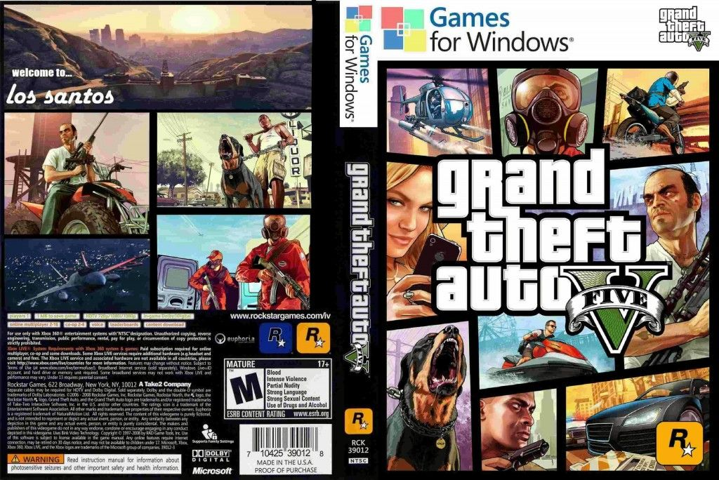Grand Theft Auto V Or Gta 5 Free Download Do You Want To Play Gta