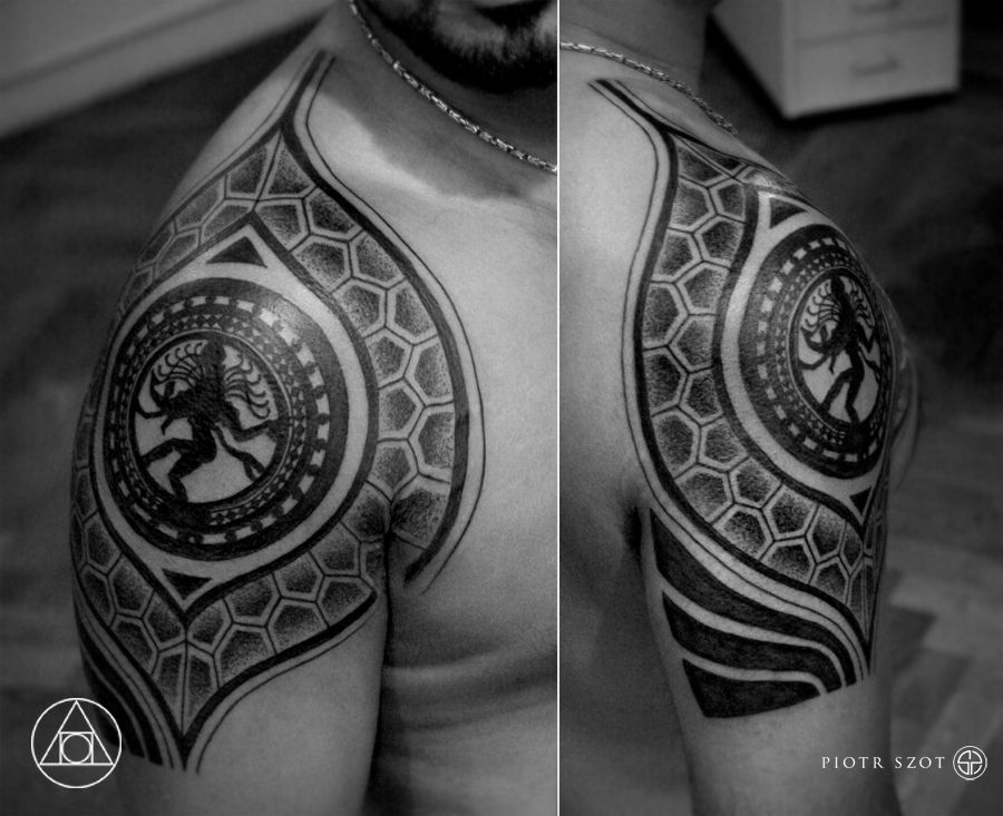 Shiva by Piotr Szot | Abhishek | Pinterest | Tattoo, Tatoo ...