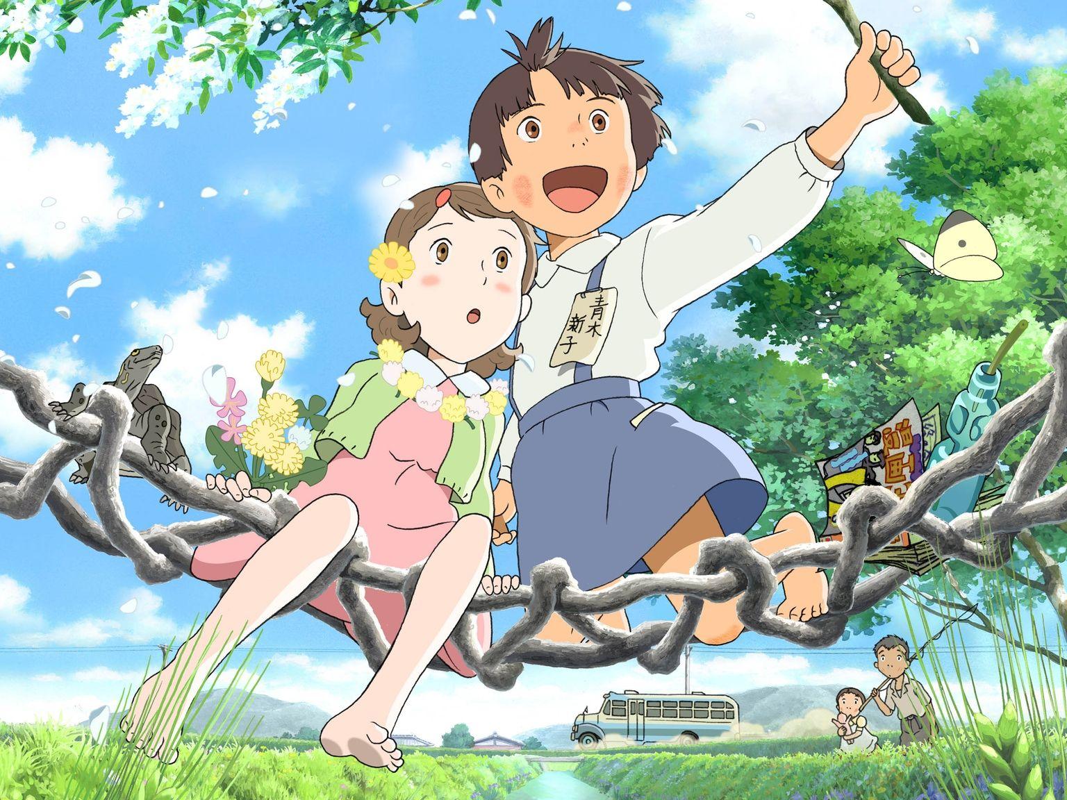 Mai Mai Miracle by All the Anime — Kickstarter Japon