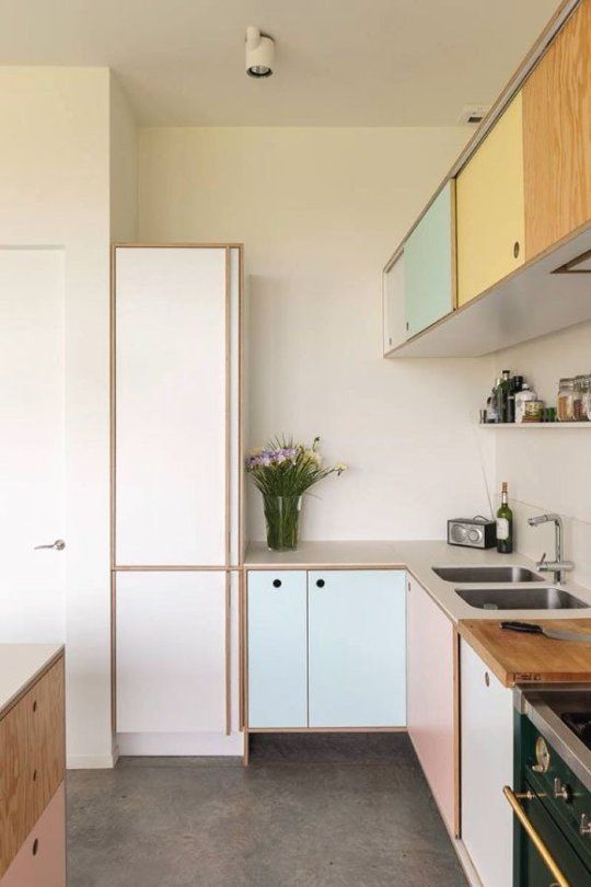 Everything Old is New Again: Multi-colored Cabinets in the ...
