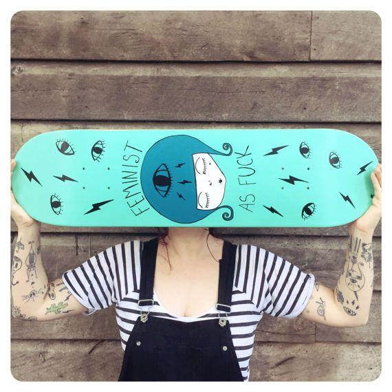 35++ Skateboard an die wand ideen