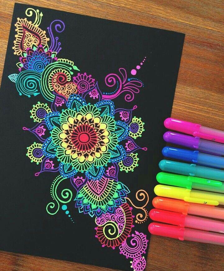 Zentangle Archives Crafting Today Gel Pen Art Pen Art Pen Doodles