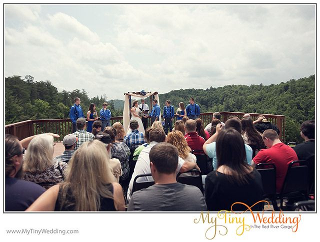 My Tiny Wedding At Cliffview Resort Lodge Tiny Wedding Kentucky Wedding Venues Wedding