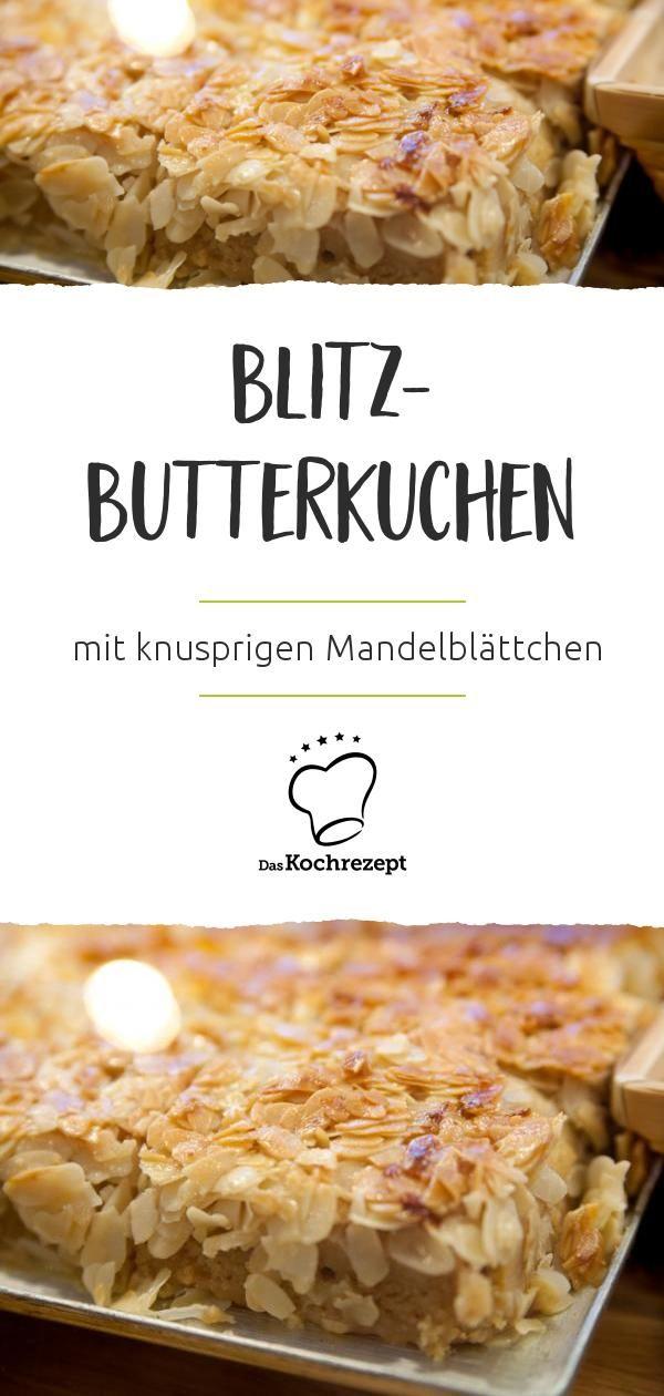 Blitz-Butterkuchen #pumpkinspicecupcakes