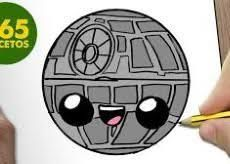 Dessin Star Wars Kawaii