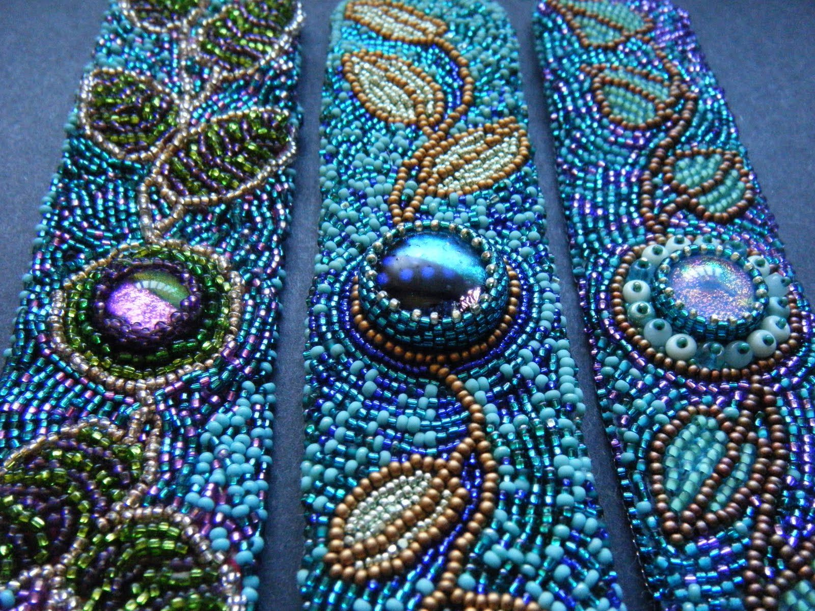 Free bead embroidery patterns to use up been