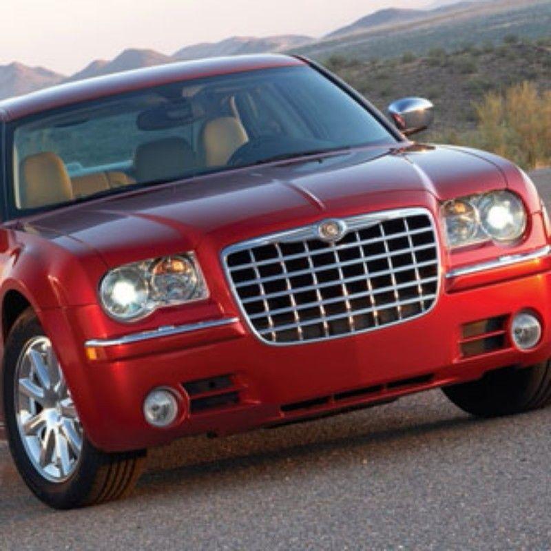 Rode Mooie Auto Auto