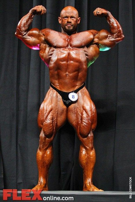 The CrossFit Body Is Made For Use Bodybuilding Show