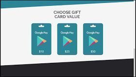 Photo of Free Gift Card Generator: Free Google Play Gift Cards – Go …