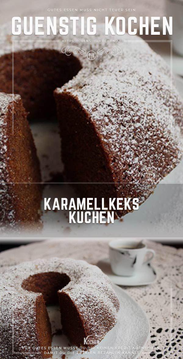 Karamellkeks Kuchen Rezept Kuchen Und Torten Rezepte Lebensmittel Essen Und Rezepte
