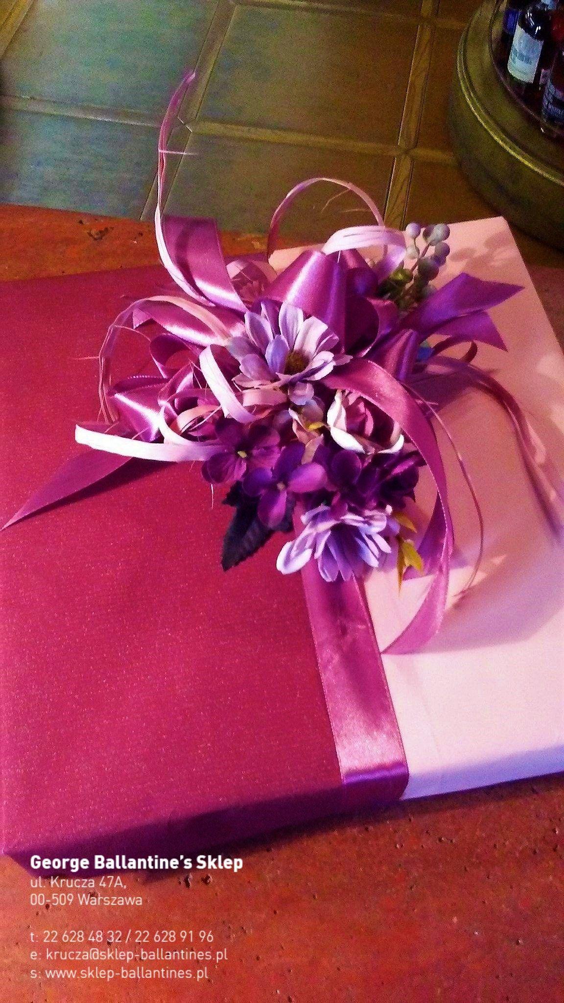 Gift Handmade Diy Flower Box Alkohol