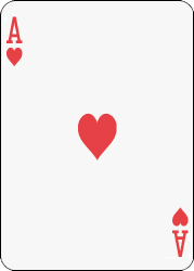 Solitaires Online Xl Play Klondike Online For Free Ace Of Hearts Casino Birthday Party Cards