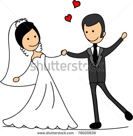cartoon wedding pictures google search wedding ideas