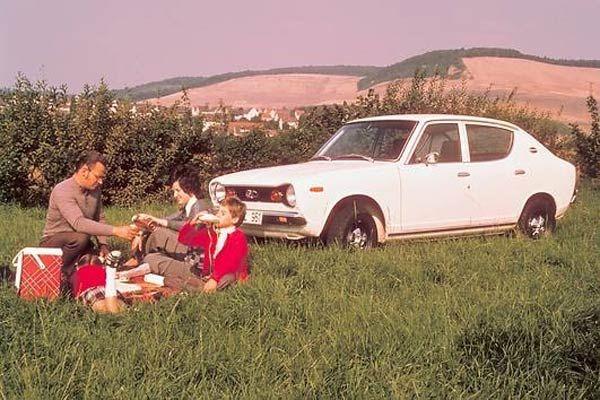 Datsun Cherry Vintage Cars Compact Cars