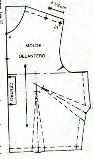 El escote redondo - El costurero de Stella