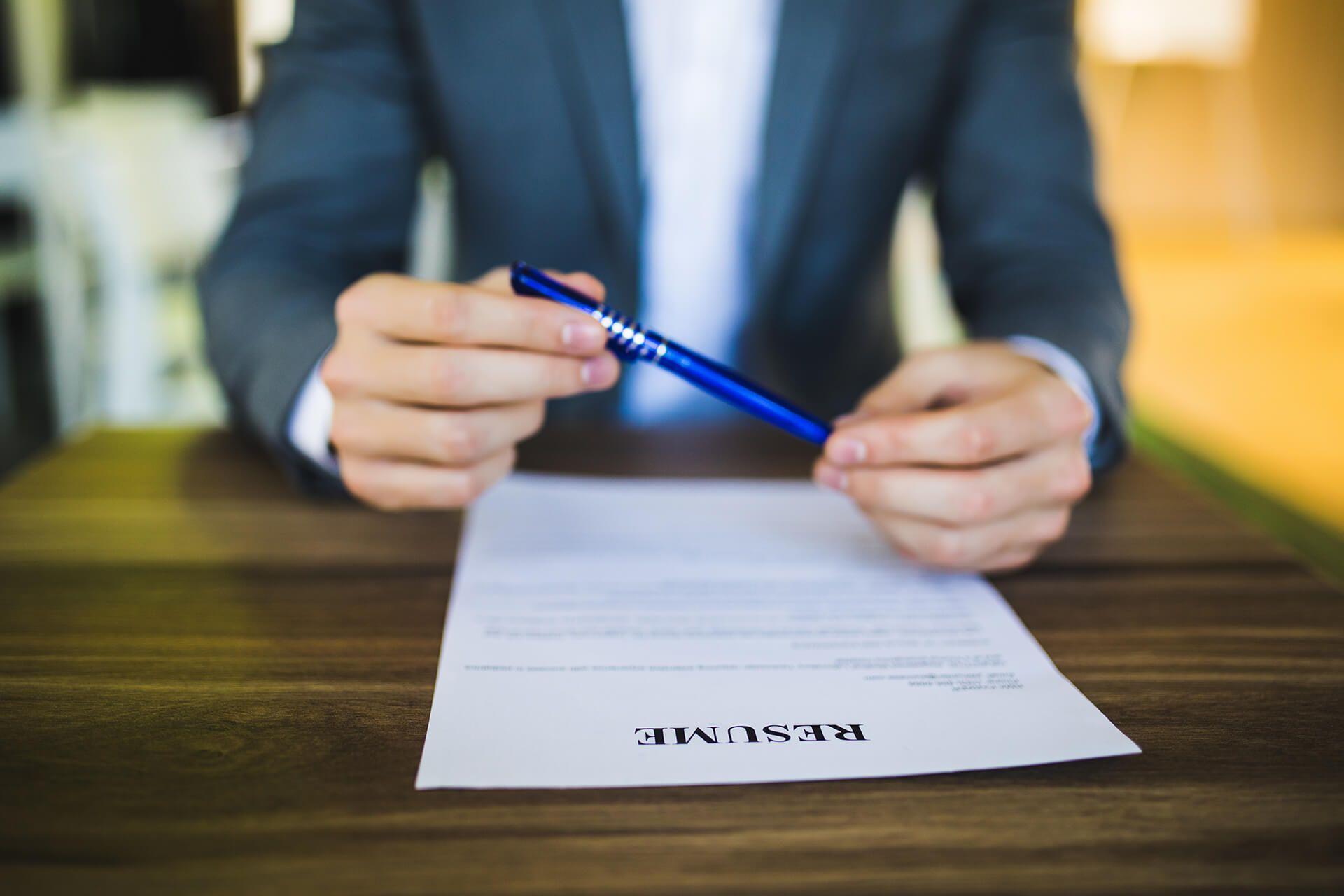 I Professional Resume Writers & Resume Service Resume
