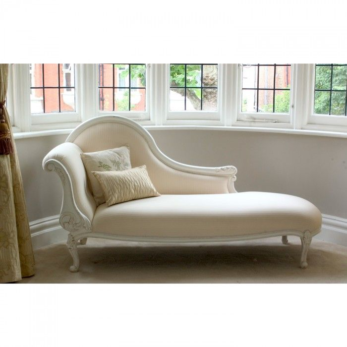 Classical White Chaise Longue Lounge Chair Bedroom White Chaise Lounge Modern Chaise Lounge Chairs