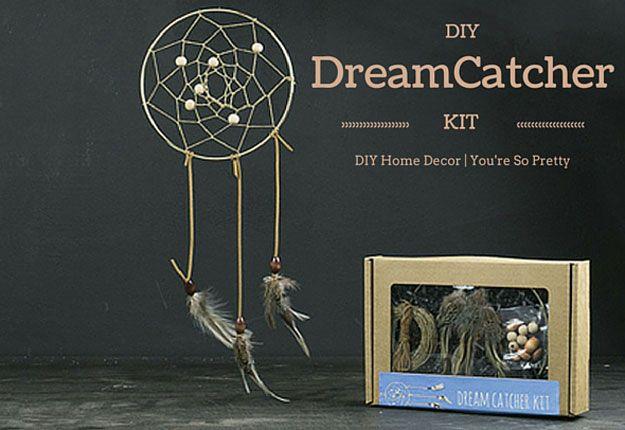 Dream Catcher Maker DIY Home Decor Super easy Dream catchers and Catcher 7