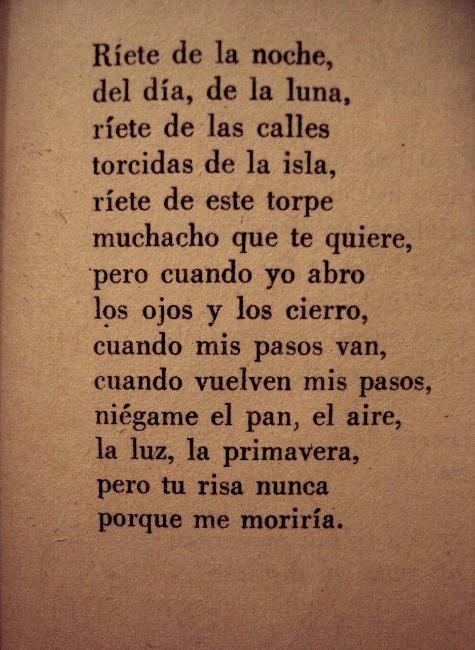Pablo Neruda Tu Risa Comillas Pablo Neruda Quotes Y Poetry