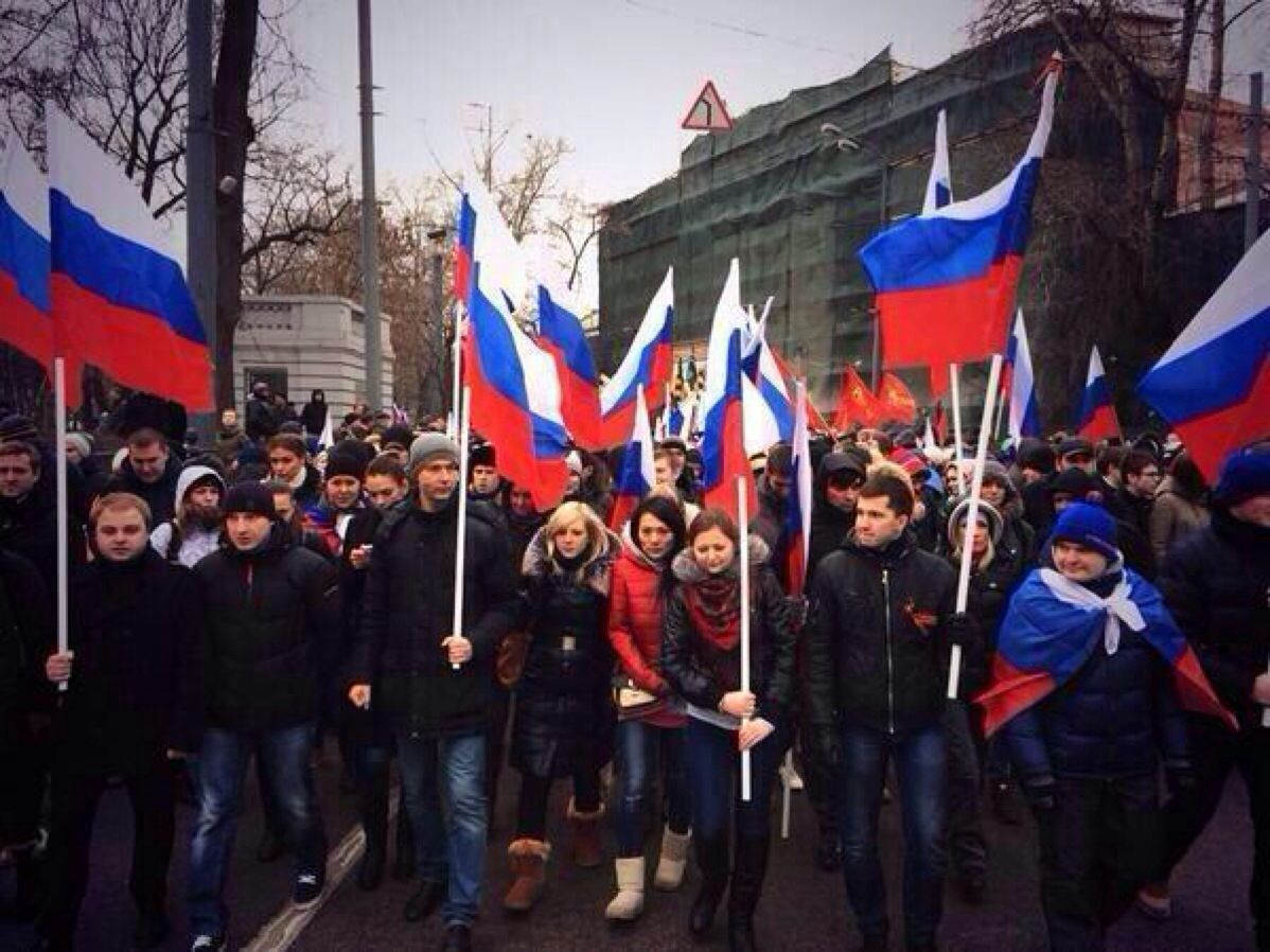 DimonGo: mass protests in Moscow 35