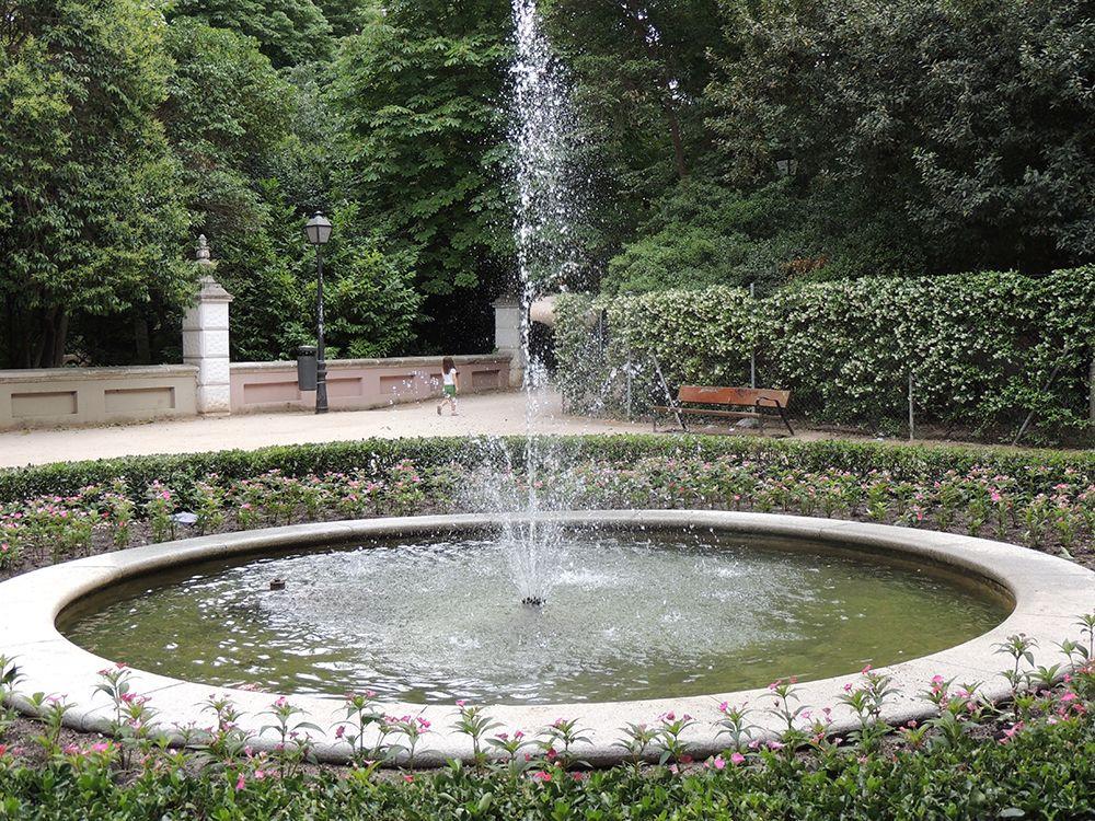 Pin de el hogar natural en fuentes y estanques fountains - Piscina fuente del berro ...