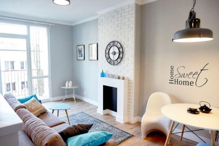 Kaminkonsole dekorieren \u2013 30 Ideen und Anregungen für jeden - wohnzimmer deko schwarz weiss