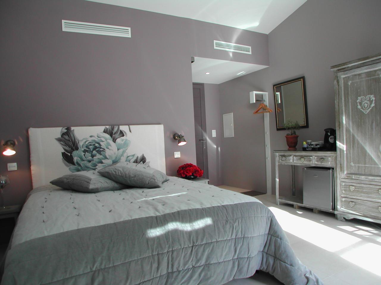 chambre grise - Recherche Google   Bedroom   Pinterest   Chambre ...