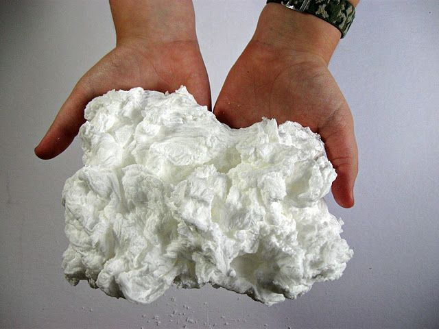 """Exploding"" Ivory soap. A fun science experiment to do with the kids. Use the soap to make laundry detergent when you are finished."