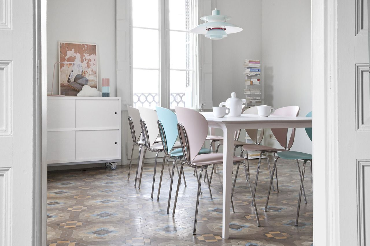 Pastel Interieur Barcelona : The joy of living in barcelona with stua lau table stained to