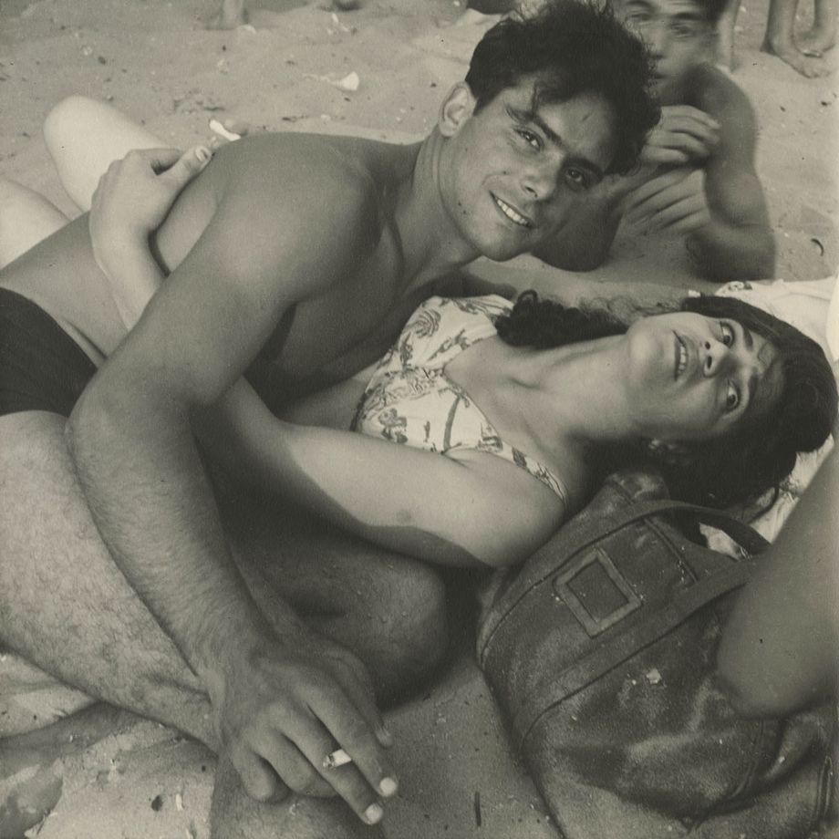 Sid Grossman. Coney Island, 1948.
