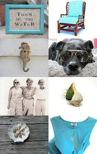 Come On In, The Water's Perfect! by Rebecca on Etsy--Pinned with TreasuryPin.com
