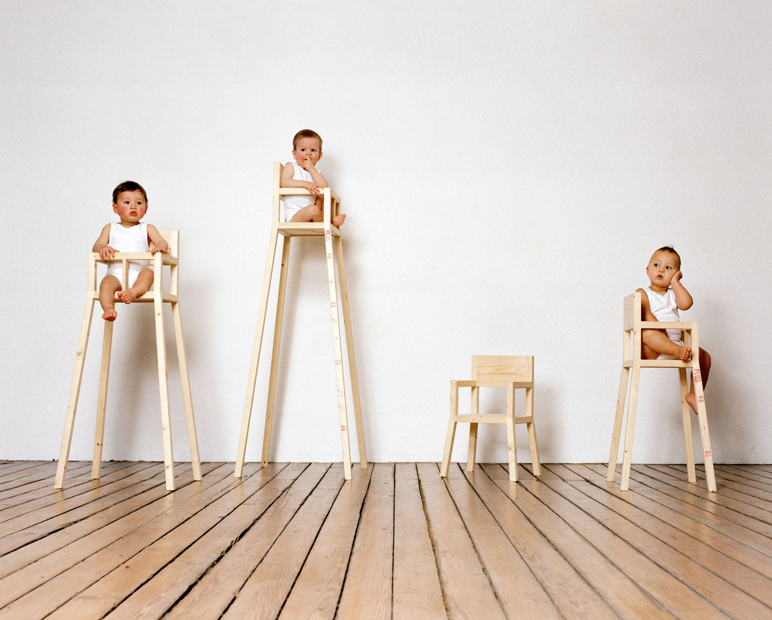 The Mother child dining modern kids furniture by Maartje