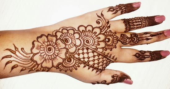 Simple Mehndi Designs For Hands 2017:  Mehndirh:pinterest.com,Design