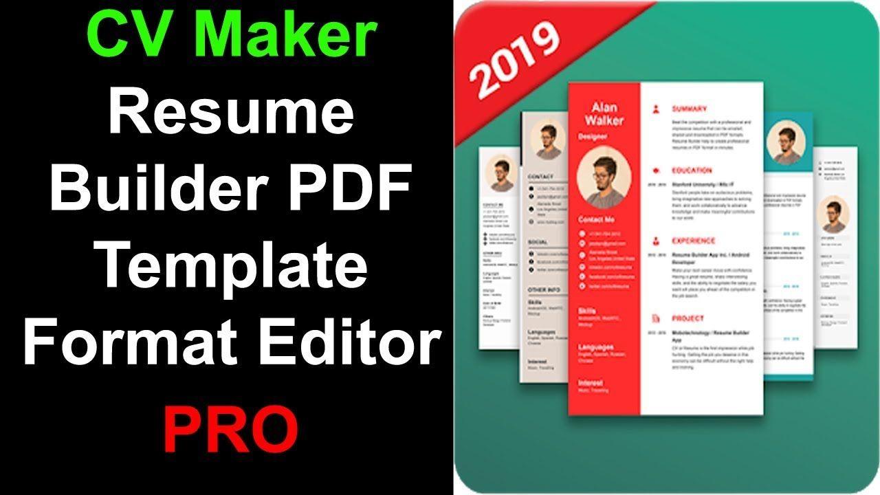 Free Printable Blank Resume Forms Career Termplate Builder Online