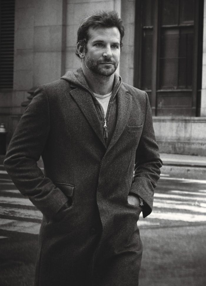 Bradley Cooper Nude: Star Strips for W Magazines Movie Issue