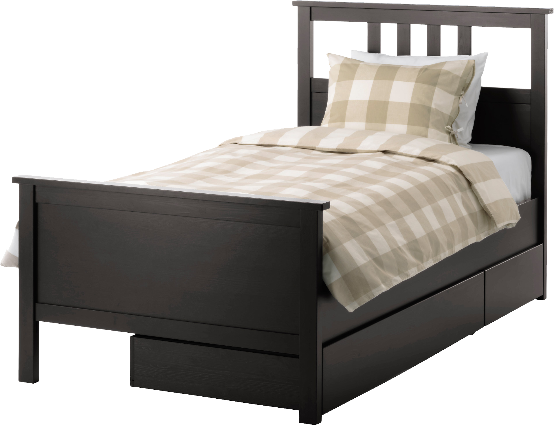 Bed Png Image Single Bed Frame Twin Size Bed Frame Bed Frame With Storage