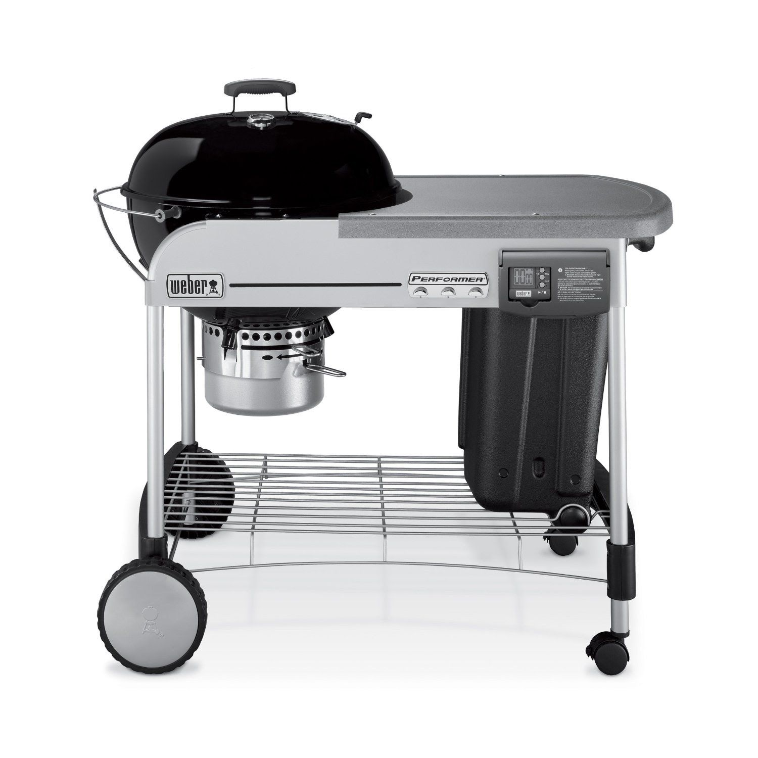 Weber Performer Platinum Charcoal Grill Review Best Charcoal Grill Weber Charcoal Grill Charcoal Grill