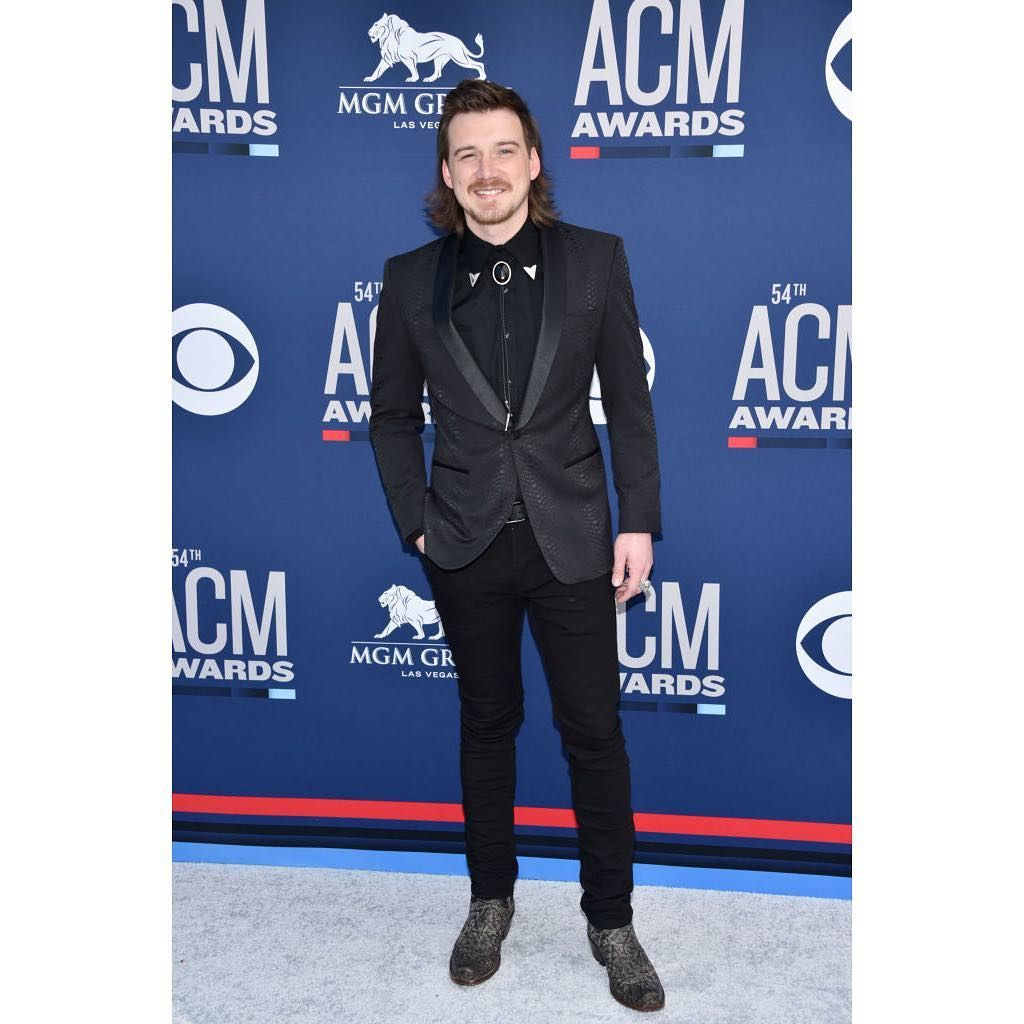 Pin By M J Hayes On Morgan Wallen In 2020 Acm Awards Instagram Mgm