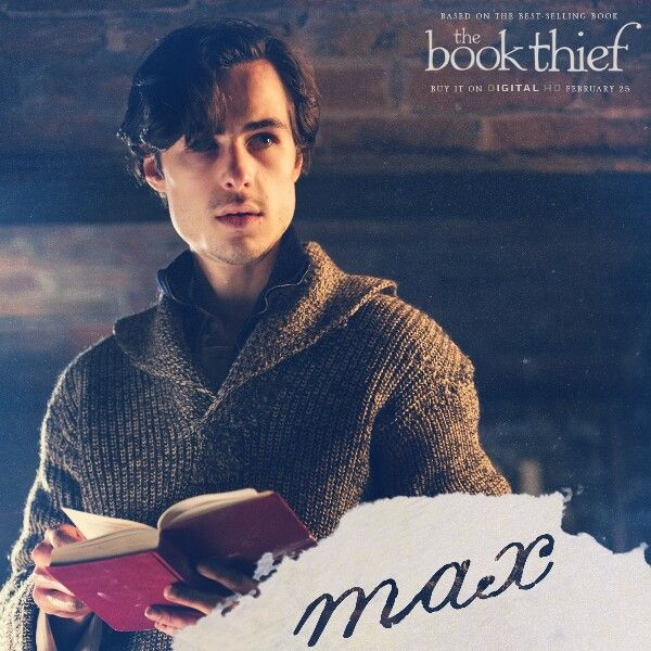 Max From The Book Thief The Book Thief Max Vandenburg Thief