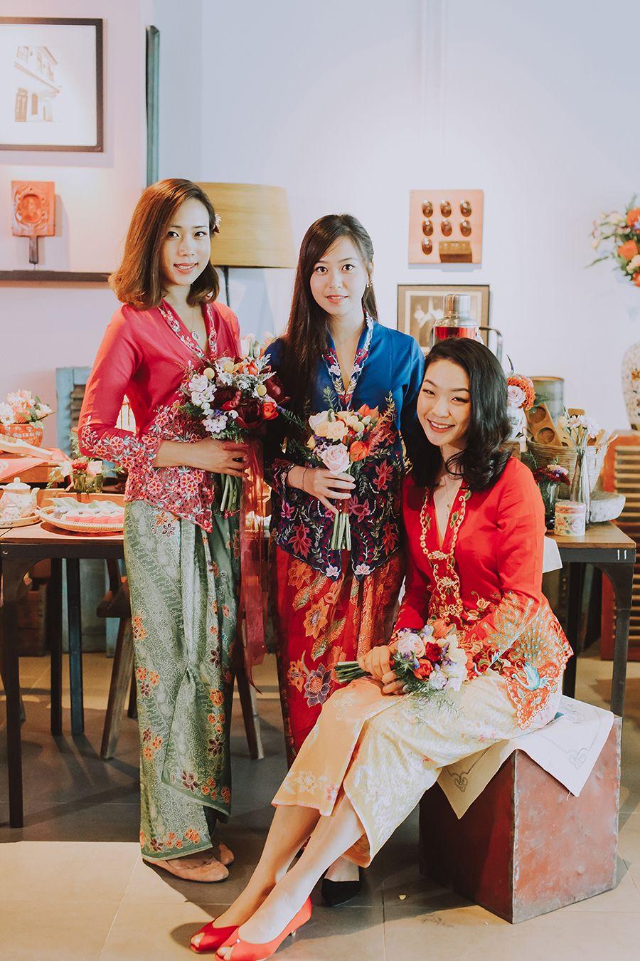 baba nyonya wedding