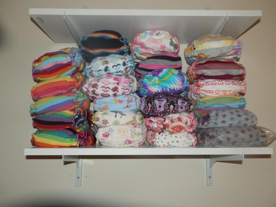 January 1, 2013 Stash Picture