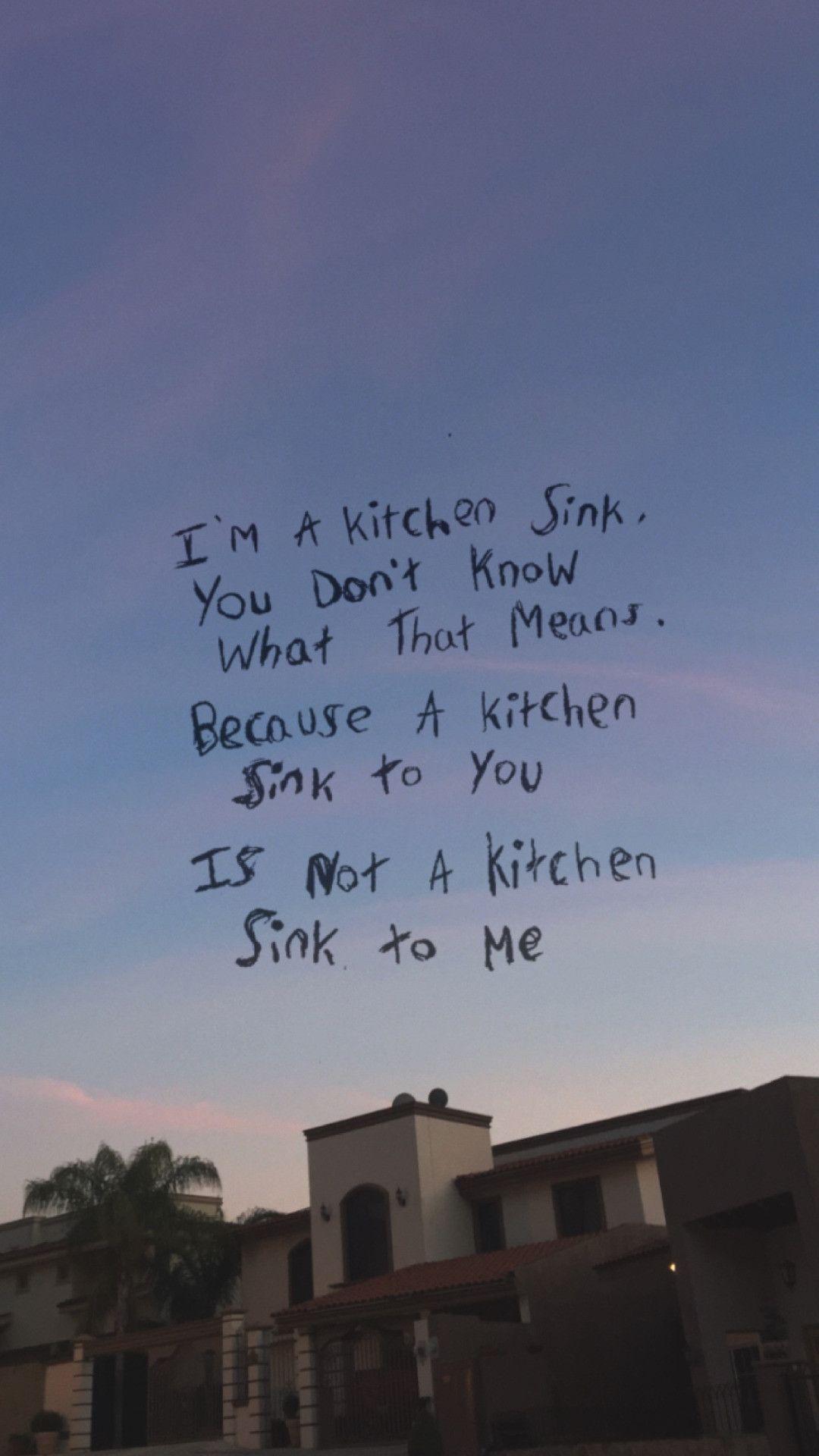 1080x1920 Kitchen Sink Twenty A Ne Pila Ts Are You Searching For Purpose Twenty One Pilots Wallpaper Twenty One Pilots Lyrics Twenty One Pilots Songs