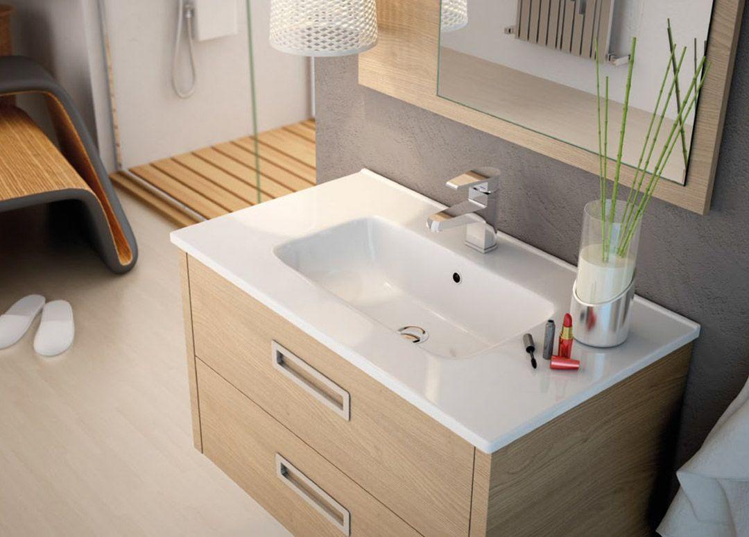 Lavabo sobre mueble etna lavabo etna pinterest for Lavabos sobre mueble