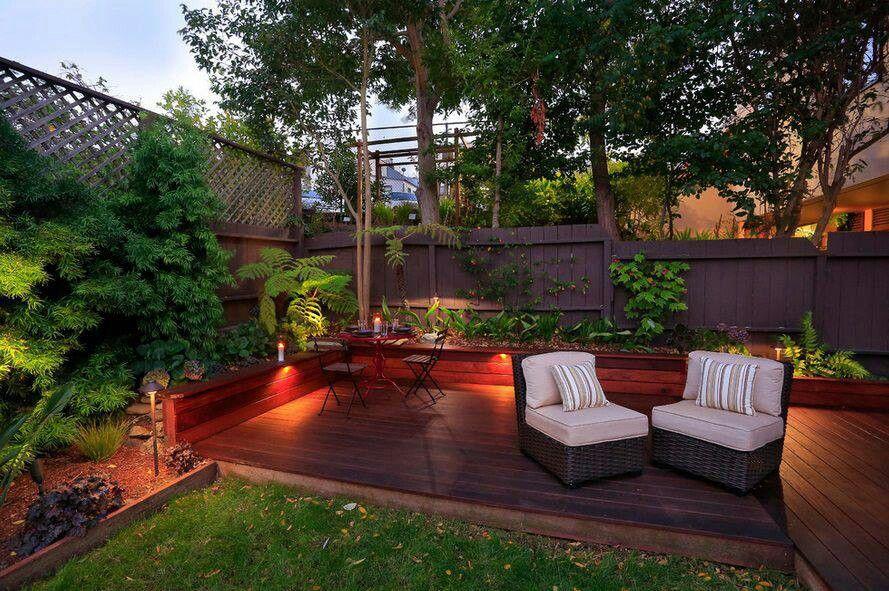 Terrasse en bois - 75 idées pour une déco moderne Backyard