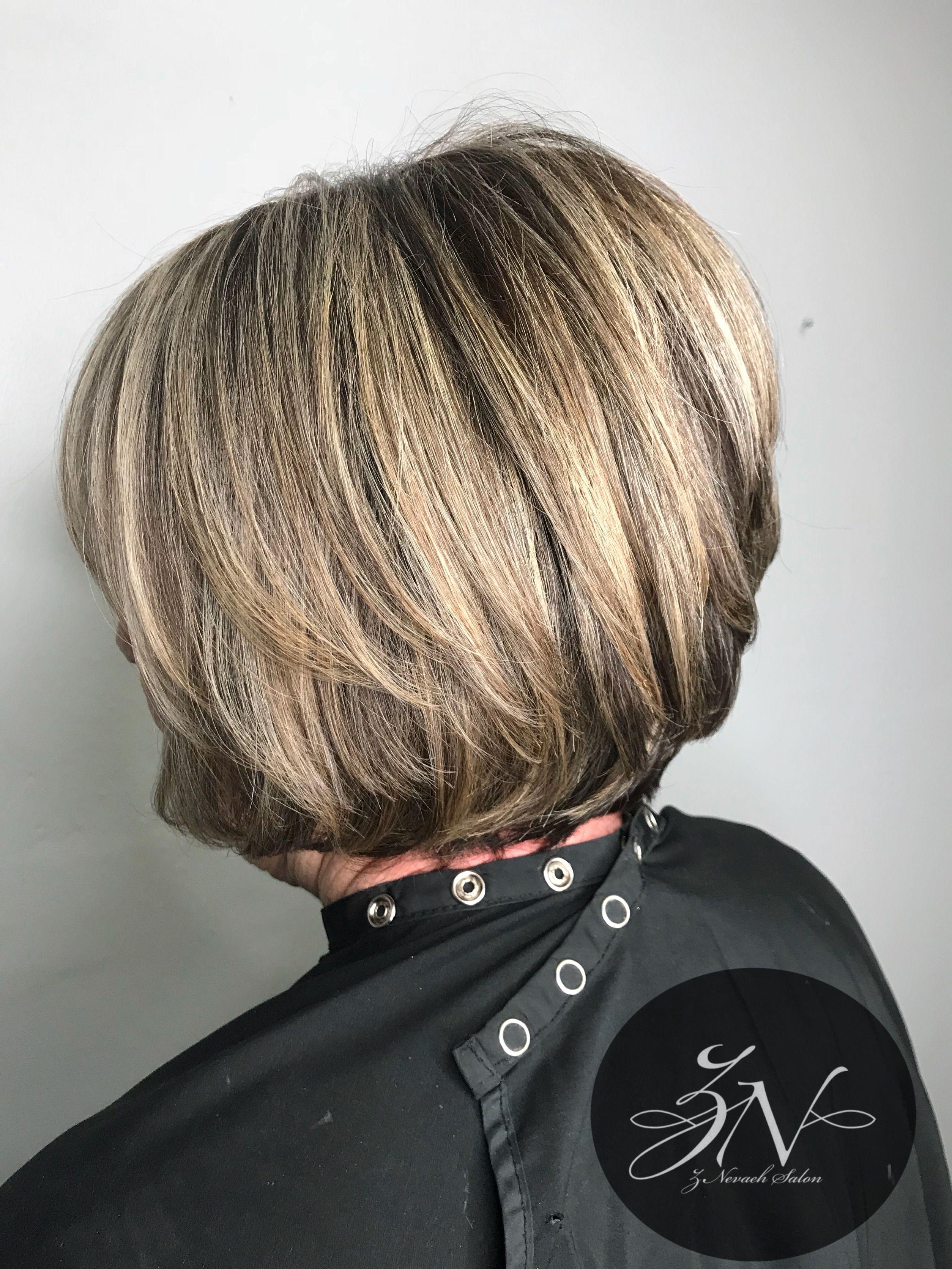 Short Haircut Znevaehsalon Salon Knoxvilletn Znevaehsalon