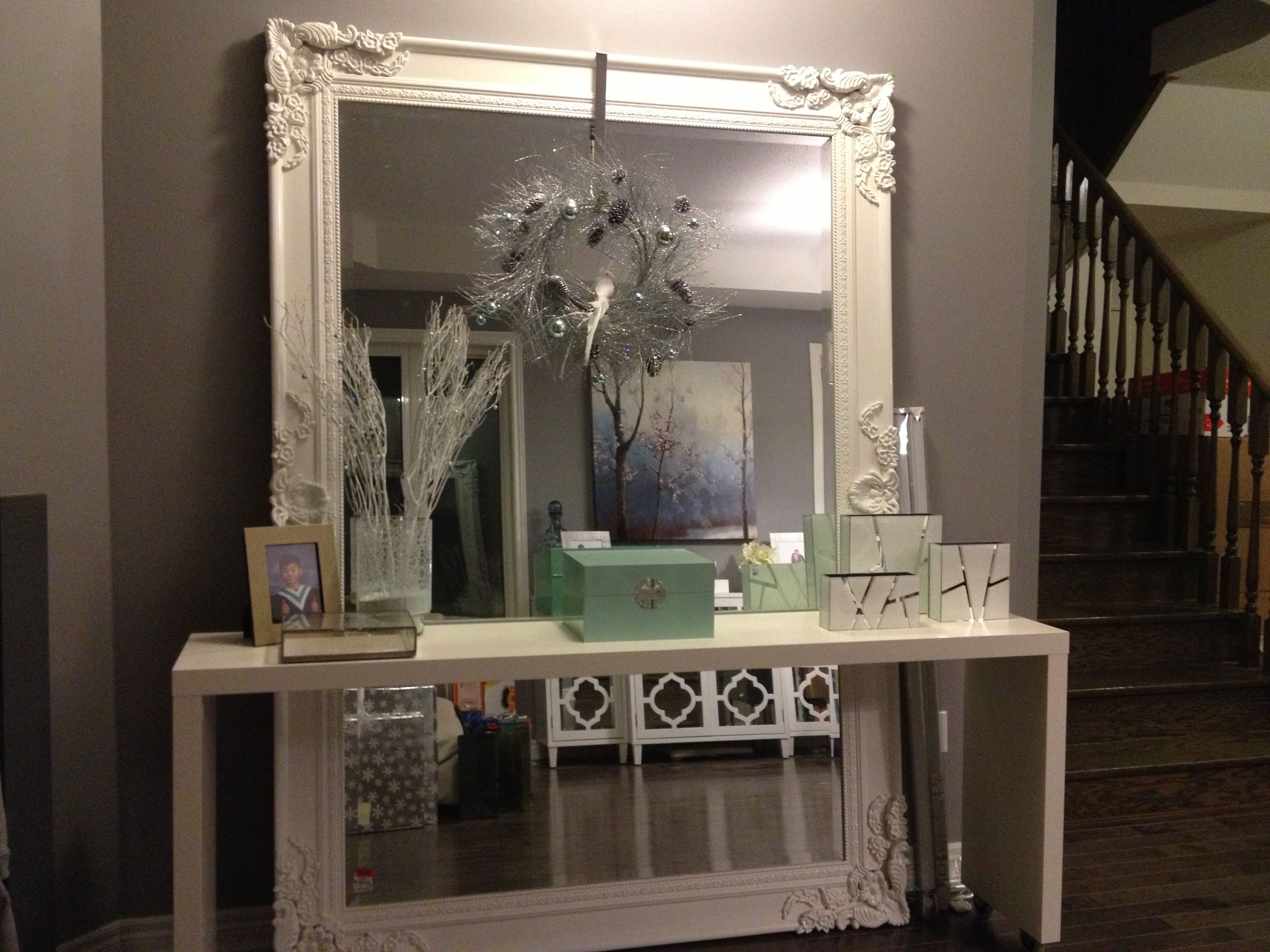 Homesense Wall Art : Large mirror from homesense home sweet
